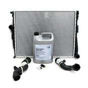 BMW Radiator Replacement Kit - 17117551635KT