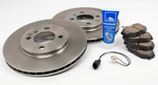 BMW Brake Kit - Akebono/Brembo E30BK4