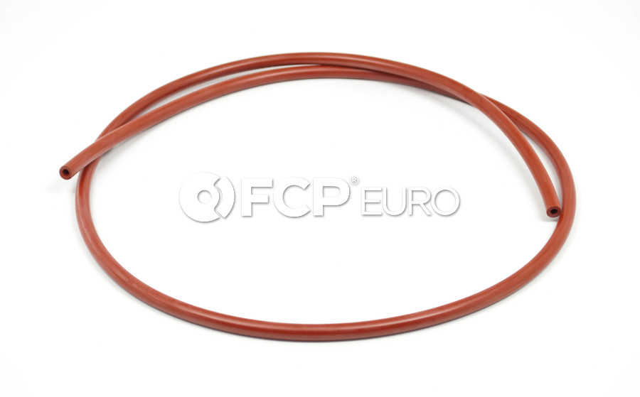BMW Red Vacuum Hose Silicone (1 Meter) - CRP 11731259995