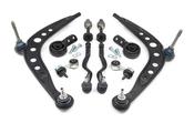 BMW 8-Piece Control Arm Kit - Meyle HD E36CAKITMY-HD