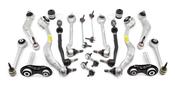 BMW 18-Piece Control Arm Kit - 525E3918PIECE-LAT